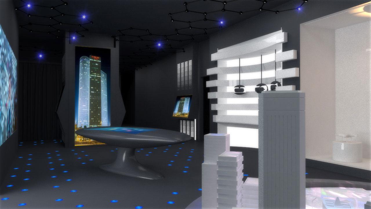 המרכז לחדשנות מוניציפלית 1