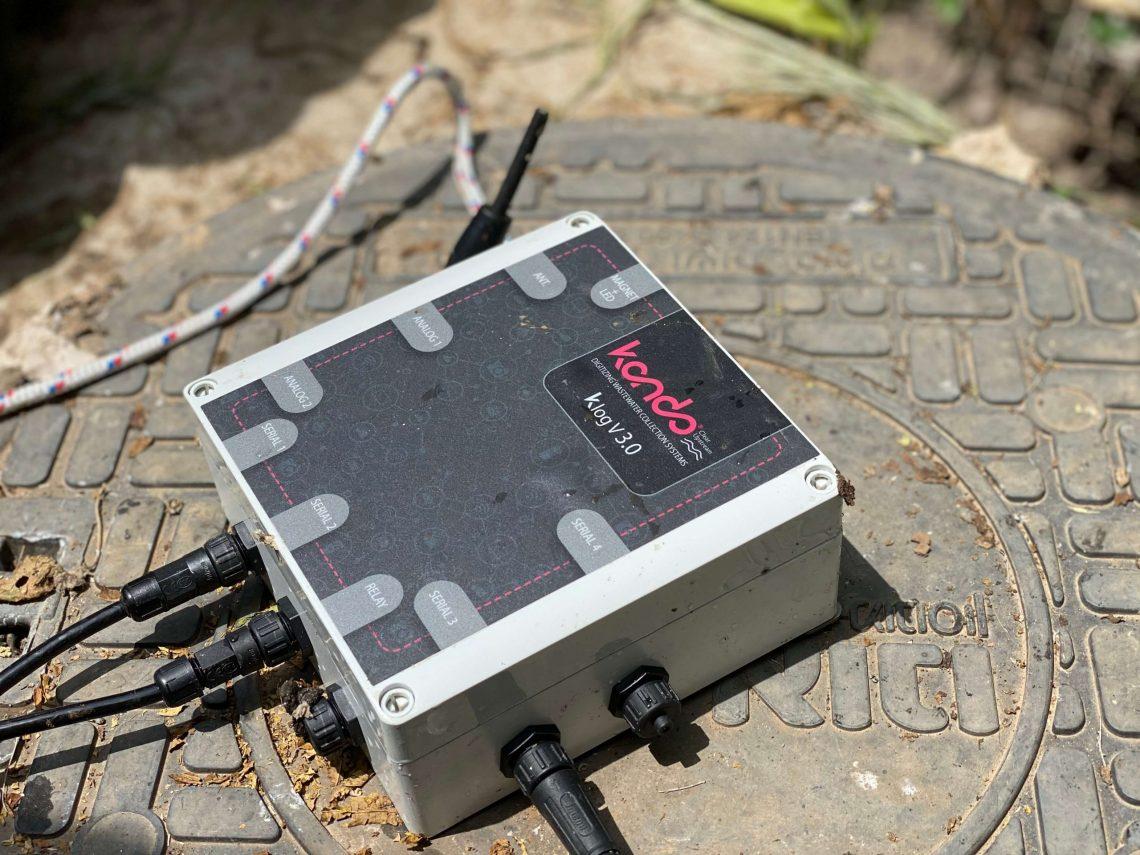מכשיר שליטה מדידה חברת קנדו