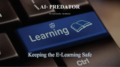 Read more - AI-Predator